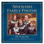 2014 Awkward Family Photos Calendar