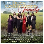 2014 Duck Commander Day to Day Calendar