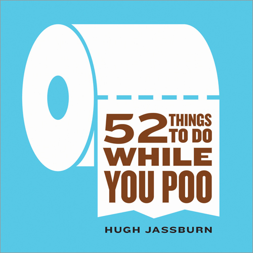 Gag Gifts - 52 Things to Do While You Poo