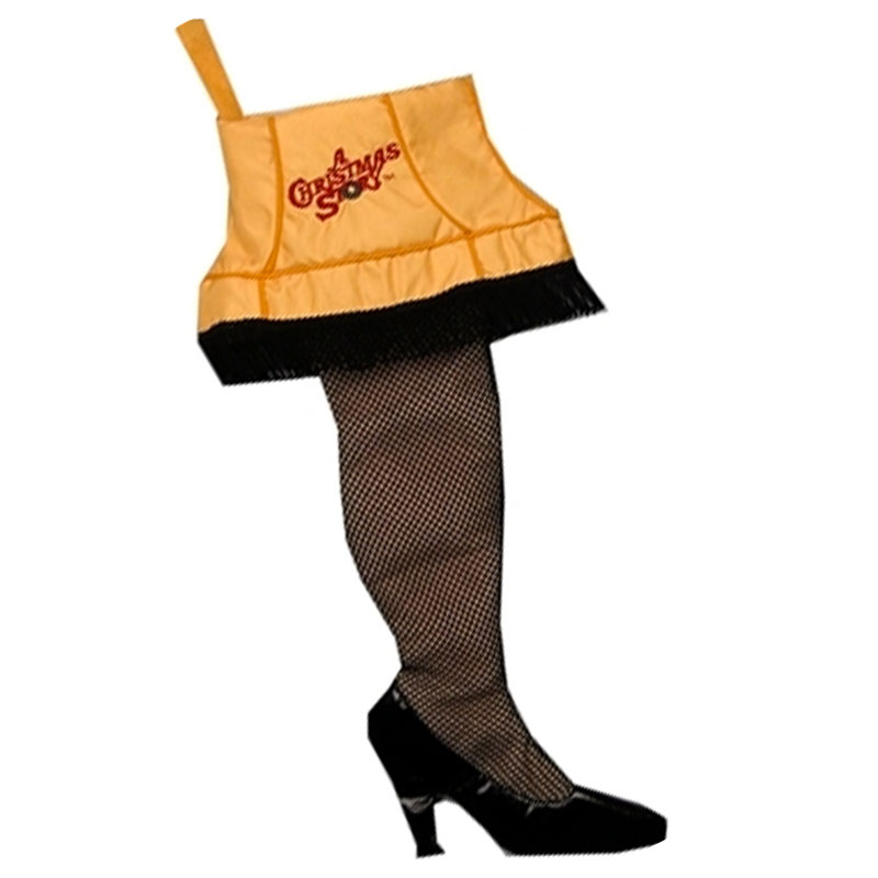 Gag Gifts - A Christmas Story, Leg Lamp Stocking