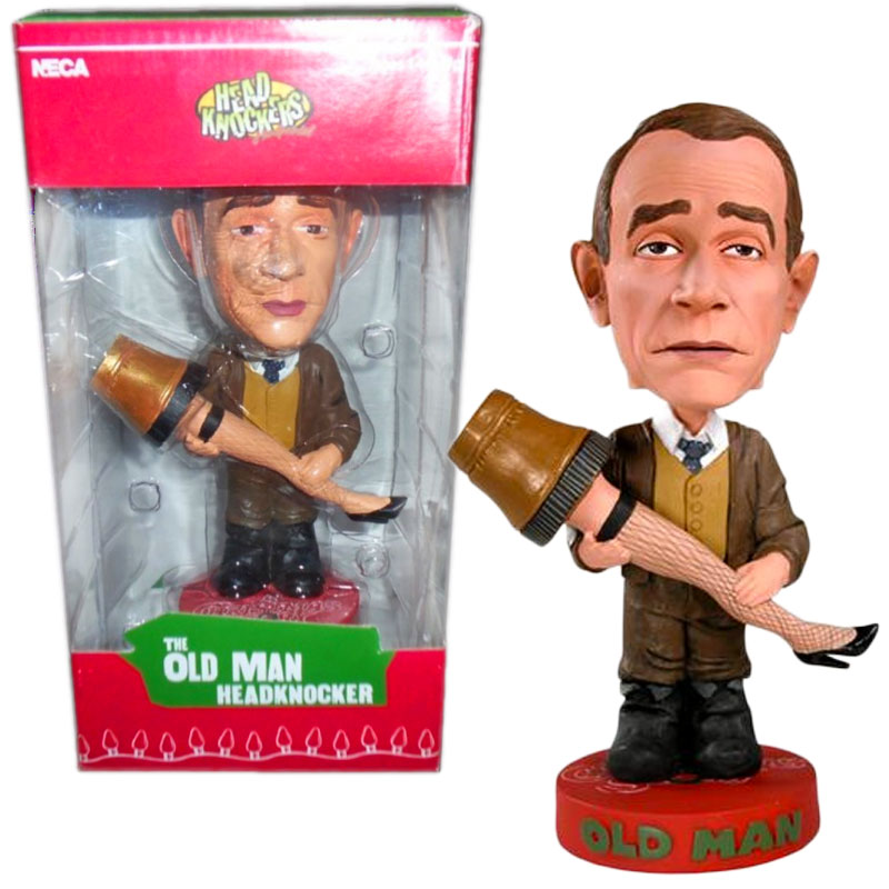 Gag Gifts - A Christmas Story: Old Man Head Knocker