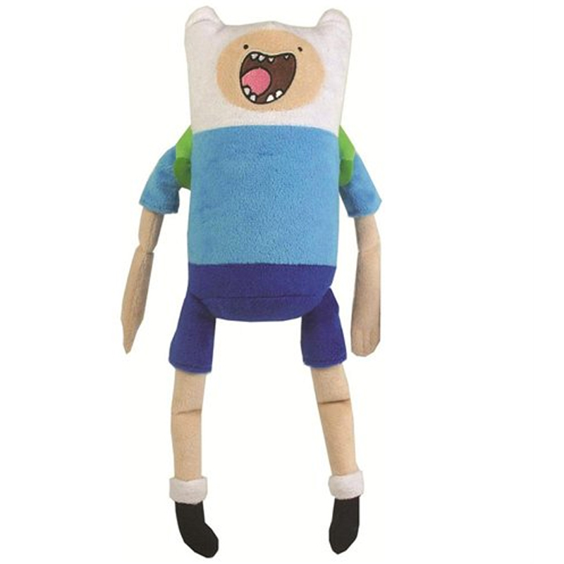 Gag Gifts - Adventure Time: Pull String, Plush Finn Doll