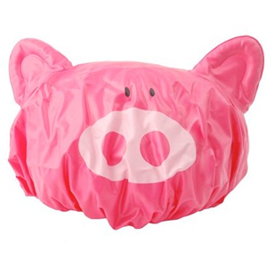 Gag Gifts - Animal Shower Caps