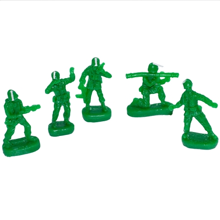 Gag Gifts - Army Guy Candles
