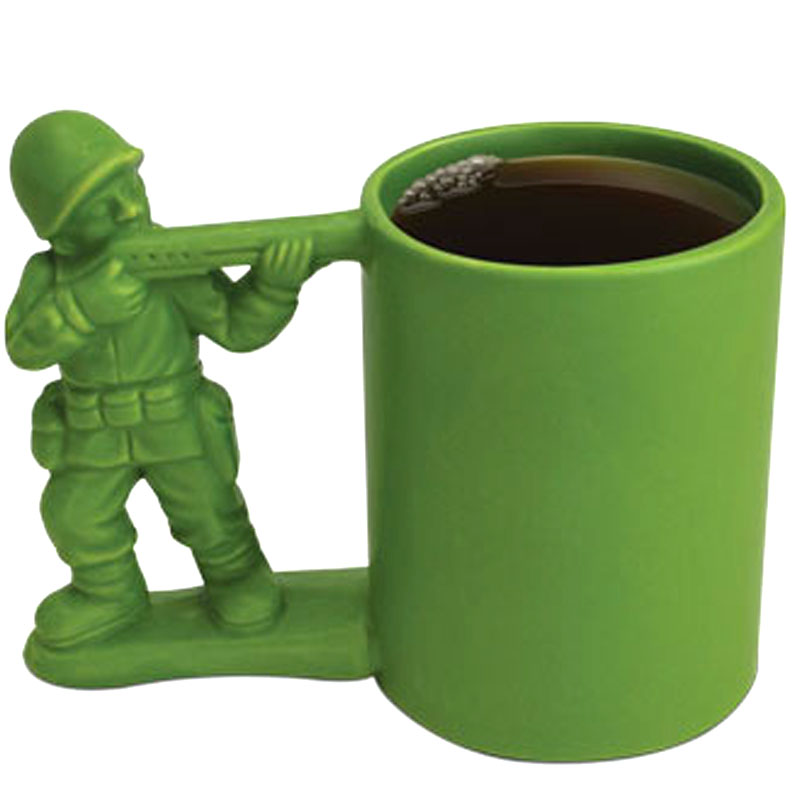 Gag Gifts - Army Man Mug