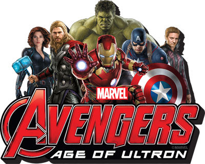 Gag Gifts - Avengers 2- Age of Ultron Magnet