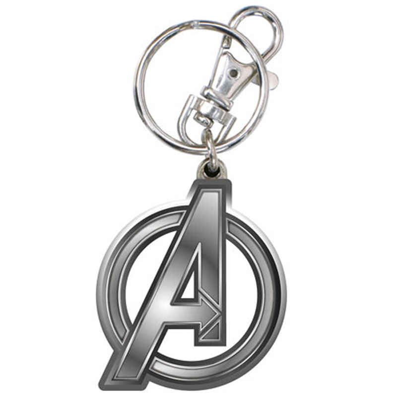 Gag Gifts - Avengers Logo Key Ring