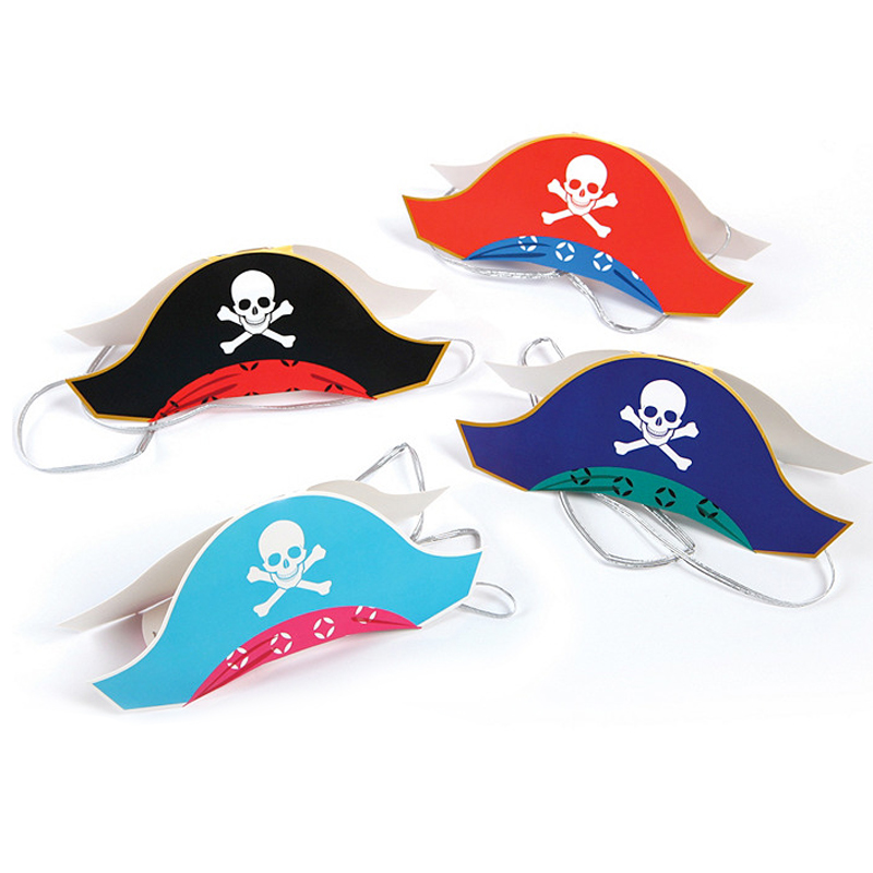 Gag Gifts - Awesome Party Pirate Hats