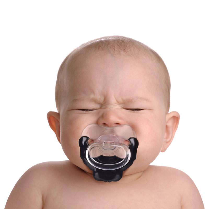 Gag Gifts - Baby Goatee Pacifier