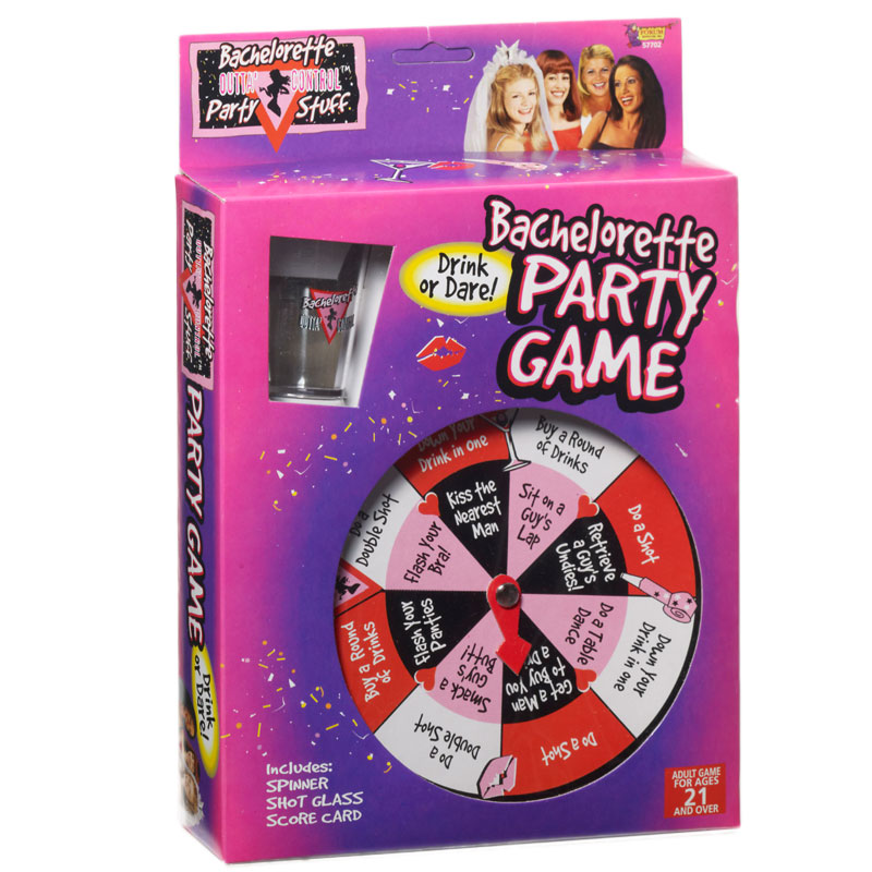 Gag Gifts - Bachelorette Party Game