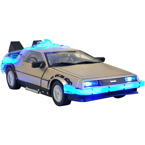 Gag Gifts - Back To The Future Mark I DeLorean Time Machine