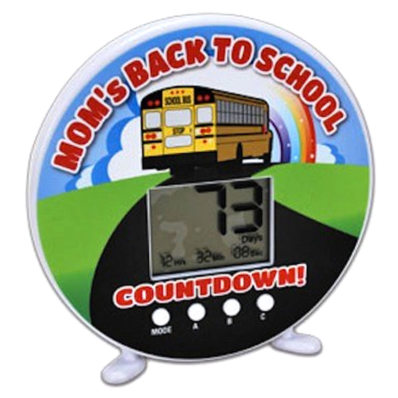Gag Gifts - Back to School Countdown Clock