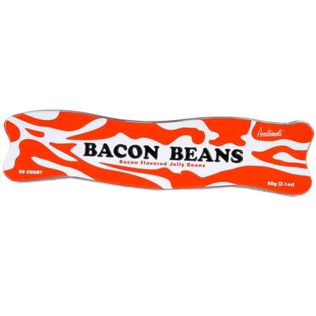 Gag Gifts - Bacon Beans - Bacon Flavored Jelly Beans
