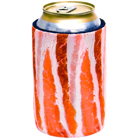 Gag Gifts - Bacon Drink Koozie