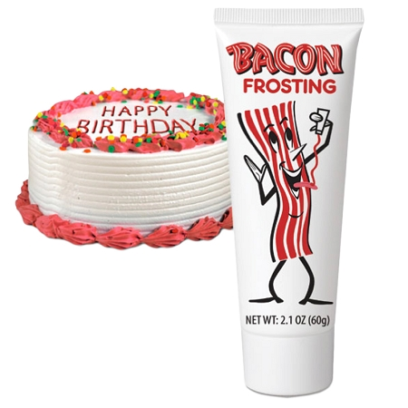Gag Gifts - Bacon Frosting
