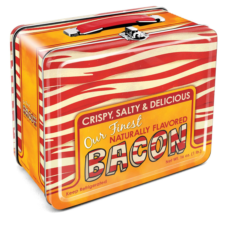 Gag Gifts - Bacon Lunch Box