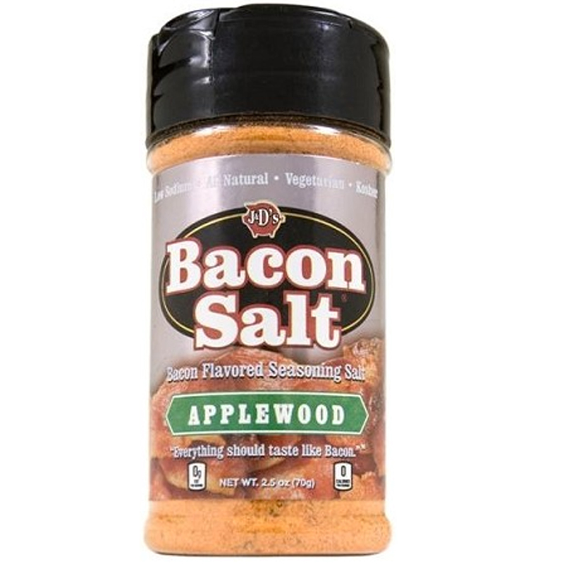 Gag Gifts - Bacon Salt, Applewood