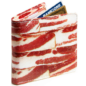 Gag Gifts - Bacon Wallet