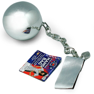 Gag Gifts - Ball and Chain Purse