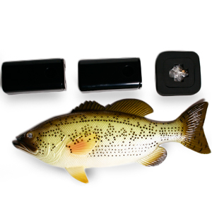 Gag Gifts - Bass Towing Hitch Cover