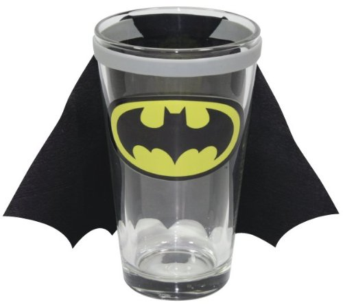 Gag Gifts - Batman Caped Pint