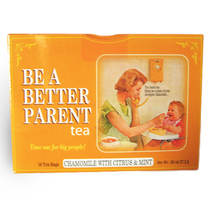 Gag Gifts - Be a Better Parent Tea
