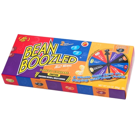 Gag Gifts - Bean Boozled - Disgusting Candy Game