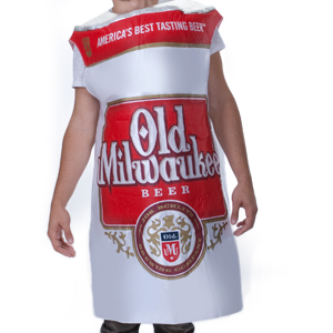 Gag Gifts - Beer Can Costume