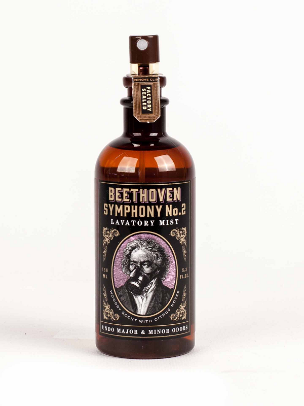 Gag Gifts - Beethoven No.2 Lavatory Mist