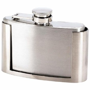 Gag Gifts - Belt Buckle Flask