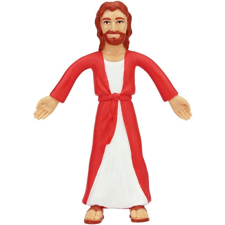 Gag Gifts - Bendable Jesus Toy