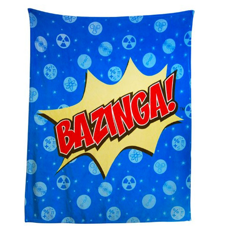 Gag Gifts - Big Bang Theory: Bazinga, 50
