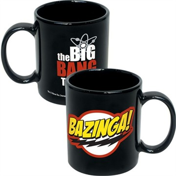 Gag Gifts - Big Bang Theory: Bazinga Mug