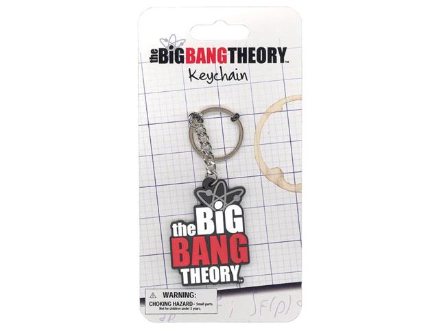 Gag Gifts - Big Bang Theory: Logo Keychain