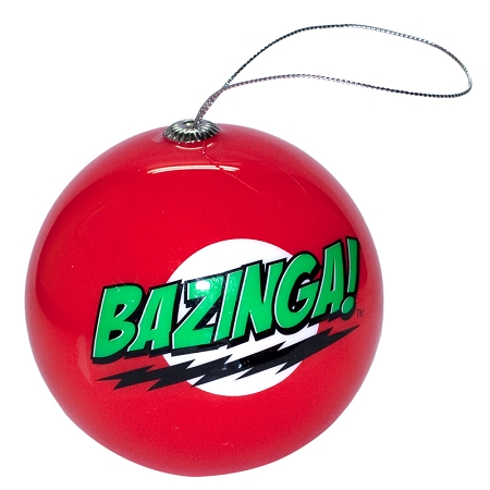 Gag Gifts - Big Bang Theory Ornament
