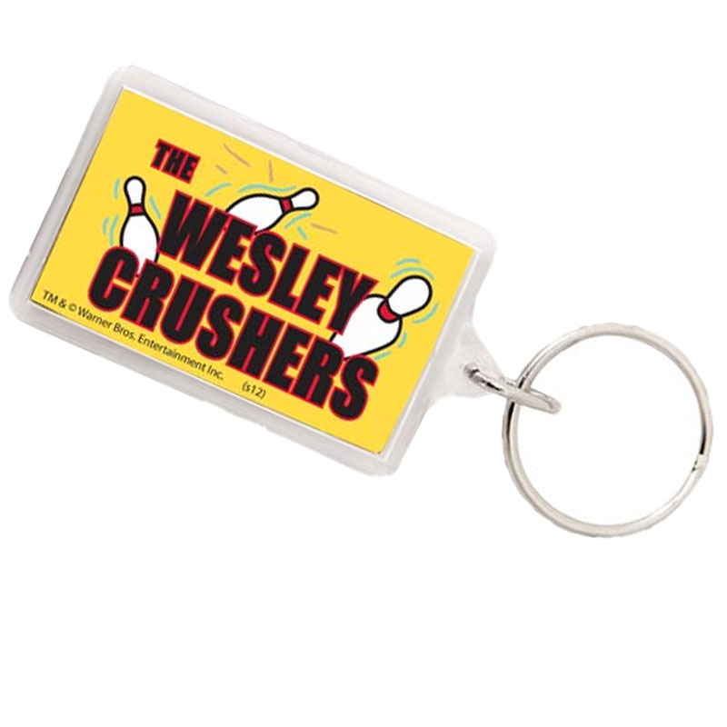 Gag Gifts - Big Bang Theory Wesley Crushers Keychain