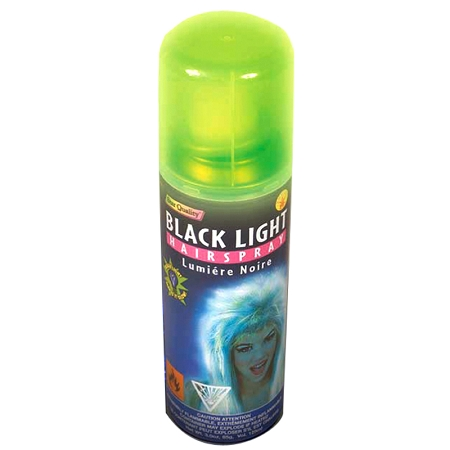 Gag Gifts - Blacklight Hairspray