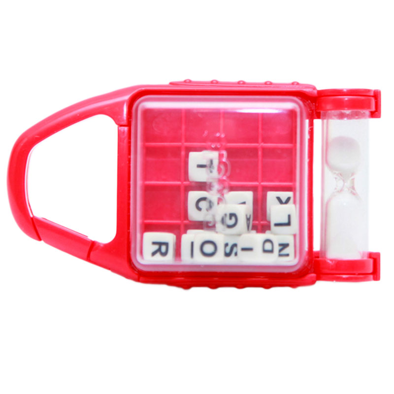 Gag Gifts - Boggle Keychain