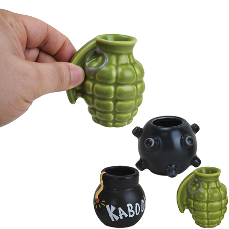 Gag Gifts - Bomb Shot Glasses