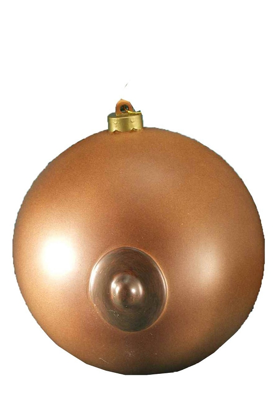 Gag Gifts - Boob Ornament