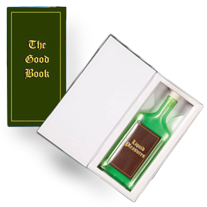 Gag Gifts - Bottle in a Bible