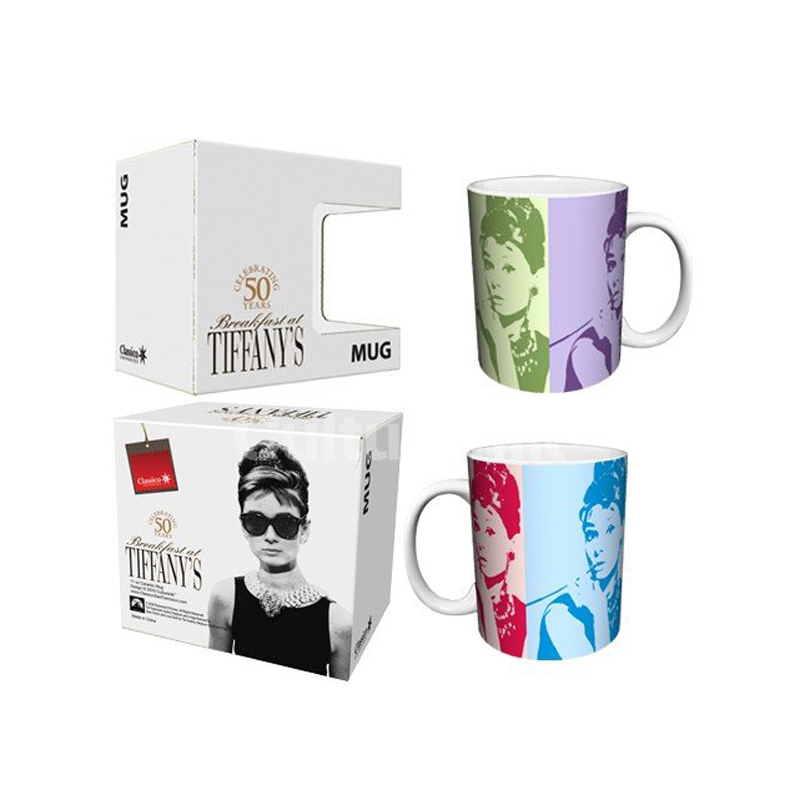 Gag Gifts - Breakfast at Tiffany's Mug: Cigar