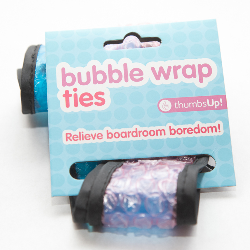Gag Gifts - Bubble Wrap Ties