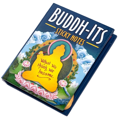 Gag Gifts - Buddha Budd-It Sticky Notes