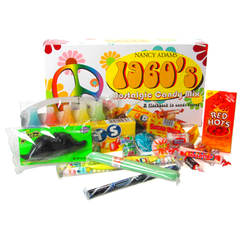 Gag Gifts - Candy from the 1960's