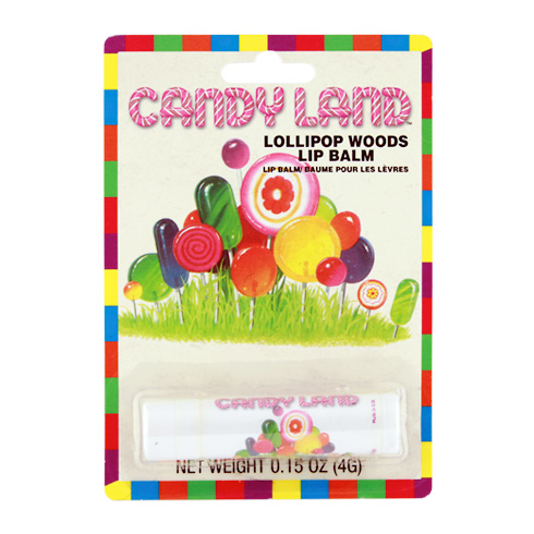 Gag Gifts - Candyland: Lollipop Lip Balm