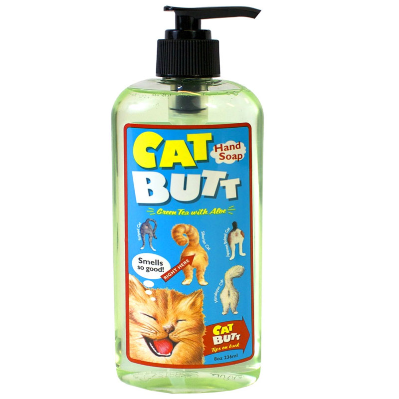 Gag Gifts - Cat Butt Hand Soap
