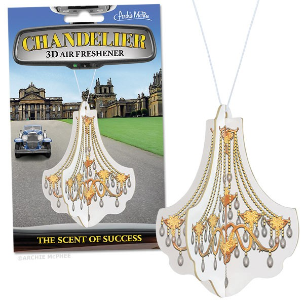 Gag Gifts - Chandelier Air Freshener