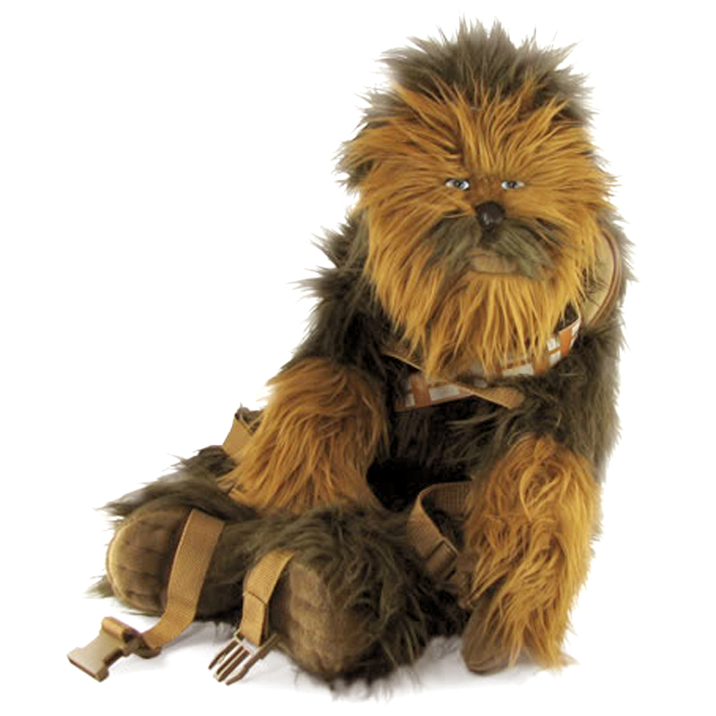 Gag Gifts - Chewbacca Backpack Buddy