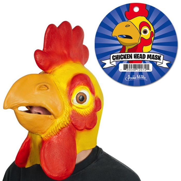 Gag Gifts - Chicken Mask